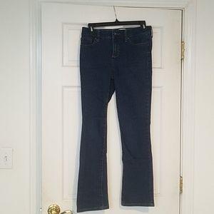 4P St. John's Bay straight leg jeans
